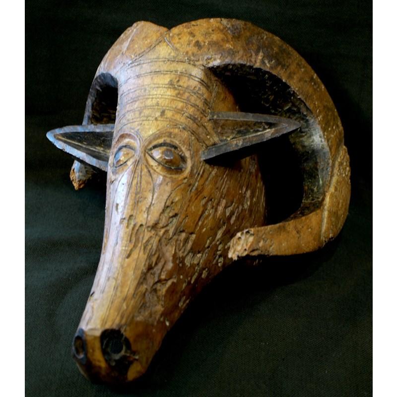 Museale maschera Mossi