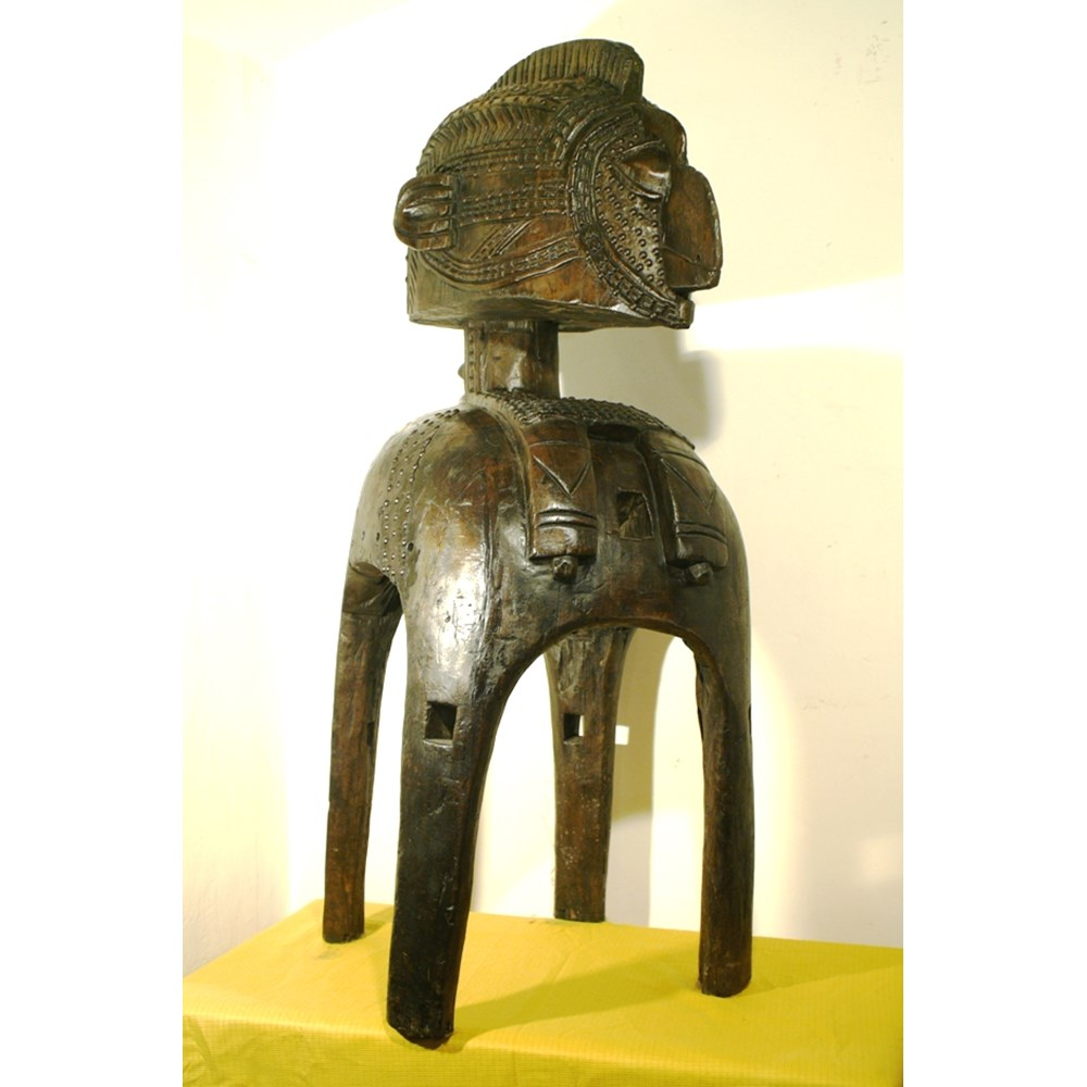Grande maschera Nimba