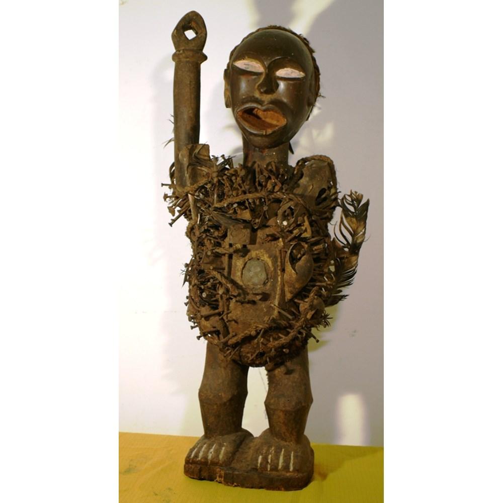 Feticcio africano 'Kongo'