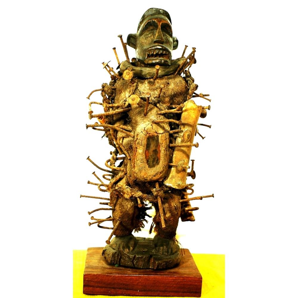 Antico feticcio 'Kongo'