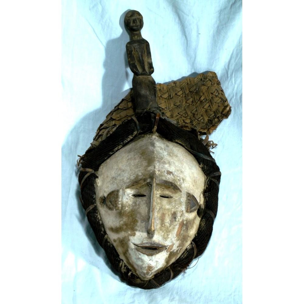 Maschera africana 'Ibo'